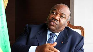 Gabon divided ahead of president's inauguration