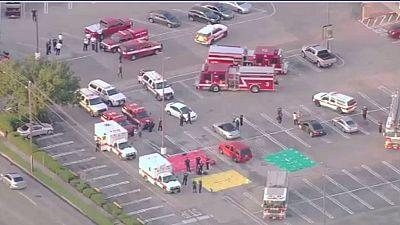 Au moins 9 blessés dans une fusillade aux États-Unis
