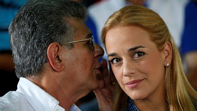 Оппозиция Венесуэлы назначила дату общенационального митинга