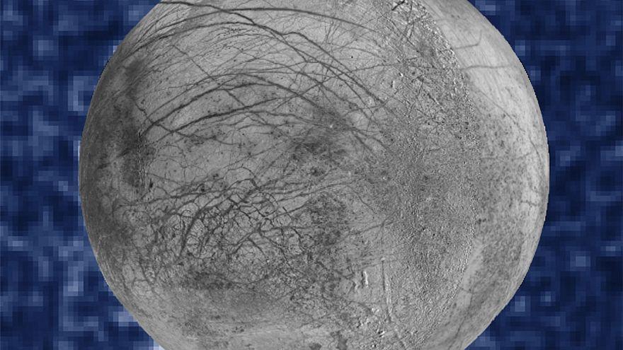Dampf-Geysire auf Jupitermond Europa