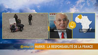 Harkis : la responsabilité de la France [The Morning Call]