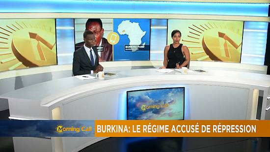 Burkina Faso : Le régime accusé de répression [The Morning Call]