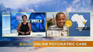 An app to help mental patients in Kenya [The Grand Angle]