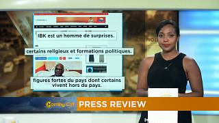 Press Review of September 27, 2016 [The Morning Call]