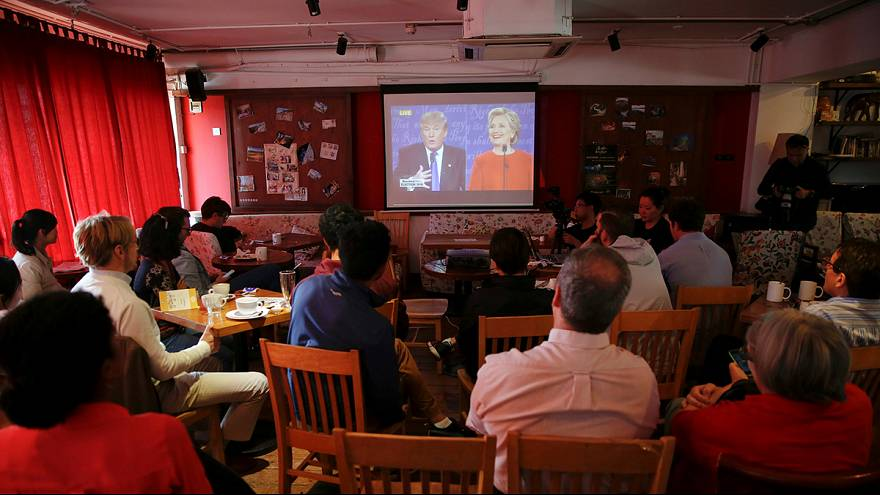 World responds to first US presidential debate