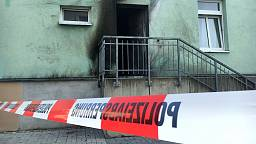 Two bombs explode in Dresden