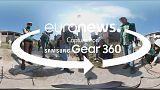 Opération dépollution en Serbie : un reportage à 360°