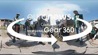 Σερβία: 360ᵒ βίντεο αποτυπώνει το μέγεθος της περιβαλλοντικής καταστροφής σε εργοστάσιο