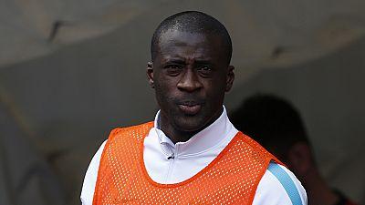 Yaya Touré critique l'arrêt des travaux de la commission anti-racisme de la FIFA