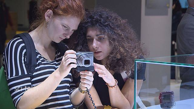 A revolução das imagens na Feira Photokina em Colónia