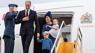 György herceg nem adott pacsit a kanadai miniszterelnöknek