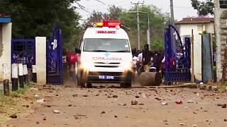 Almeno un ferito a Nairobi durante un corteo di studenti