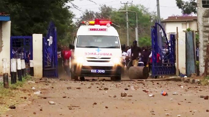 Kenya: összecsapott a rendőrség a tüntetőkkel