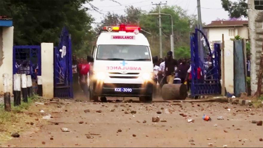 Kenya : heurts entre policiers et étudiants à Nairobi