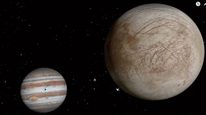 Water on Jupiter's moon Europa? But why should I care?