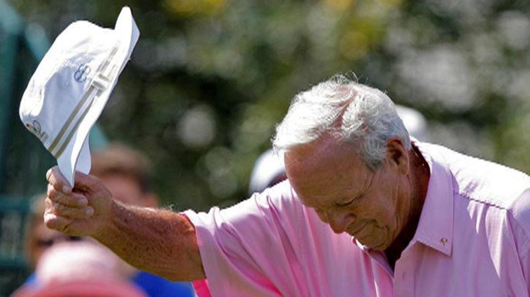 Arnold Palmer, una figura más allá de los 18 hoyos