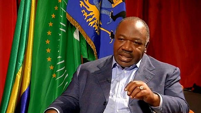 Gabon : Ali Bongo investi pour un 2ème mandat