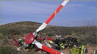 Angola : six morts dans un accident d'hélicoptère