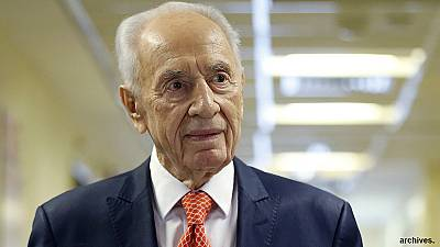 "Shimon Peres said to be ""close to death"""