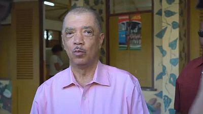 Le président des Seychelles annonce sa démission