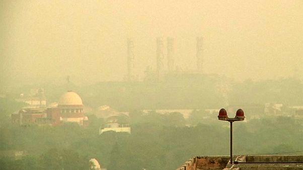 OMS: 92% da população mundial respira ar demasiado poluído