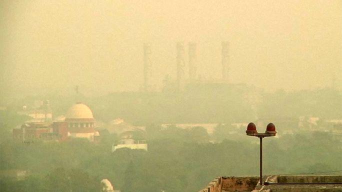 ВОЗ: 92% жителей Земли дышат загрязненным воздухом