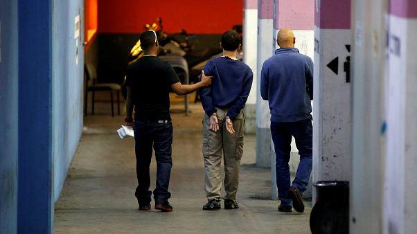U.S.-Israeli teen arrested in Israel on suspicion of making bomb threats ag