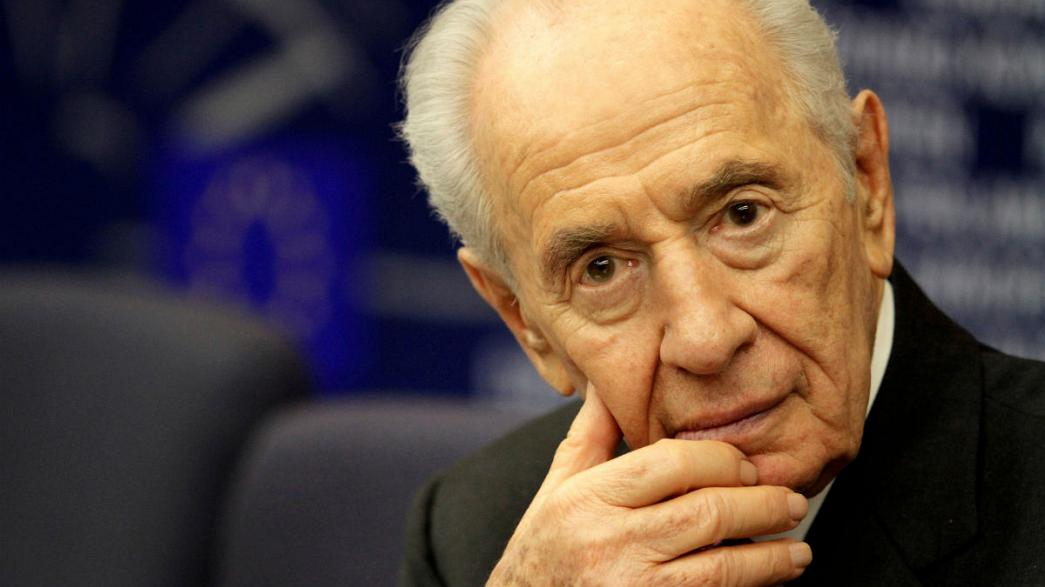 Mort de Shimon Peres, la classe politique internationale salue l'homme de paix