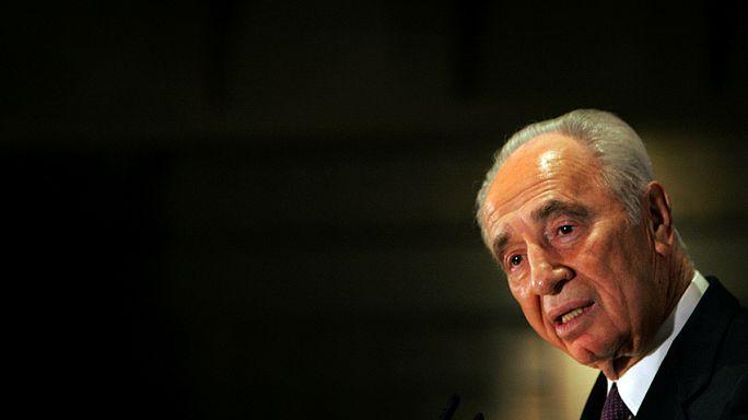 Şimon Peres: Barış kolay sağlanmıyor