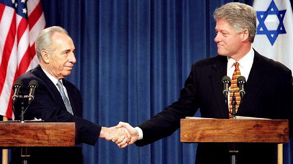 Shimon Peres: le reazioni dei leader internazionali