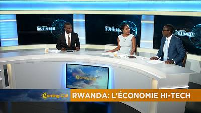 Rwanda's hi-tech economy [the Business segment]