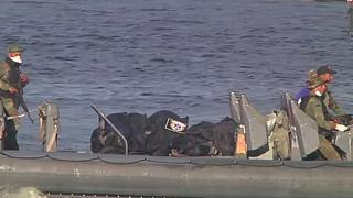 Verunglücktes Schiff vor ägyptischer Küste geborgen