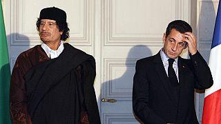 Un carnet retraçant le financement libyen de la campagne 2007 de Sarkozy retrouvé