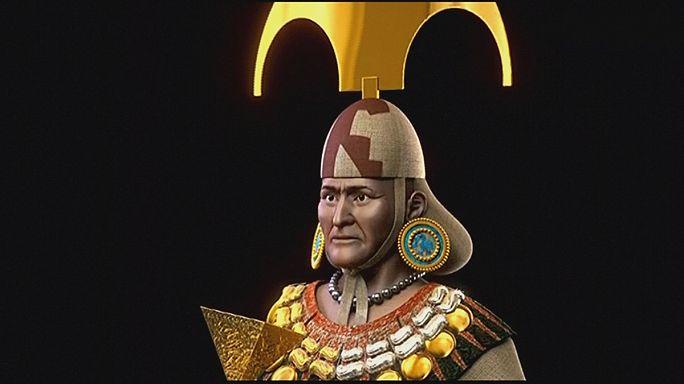 Le Seigneur de Sipán démasqué
