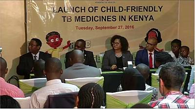 New child-friendly TB medicines to be introduced October 1