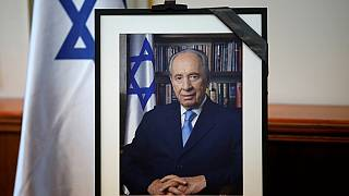 Former Israeli PM Shimon Peres dies at 93