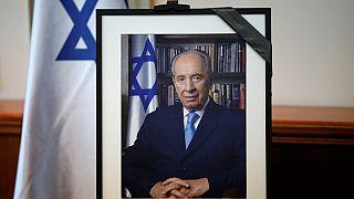 Le monde pleure la disparition de Shimon Peres