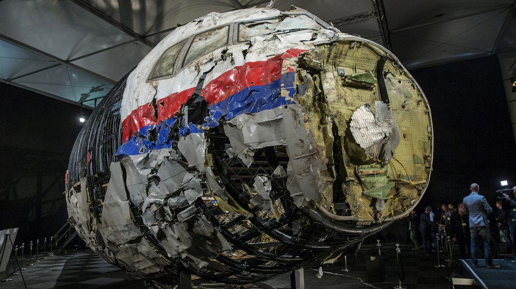 MH17 shot down by Russian Buk missile - investigators