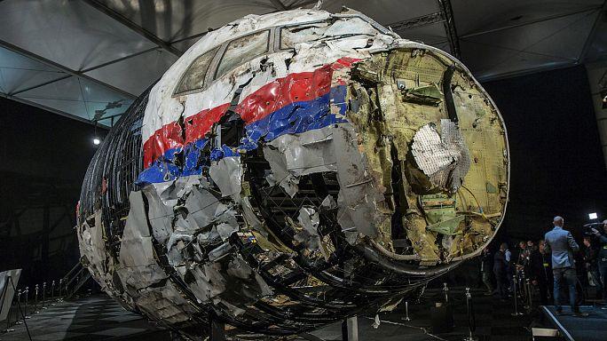 MH17 uçağını düşüren füze Rusya'dan getirildi
