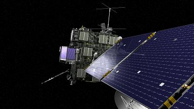 End of an odyssey: watch Rosetta crash into the comet it chased for years