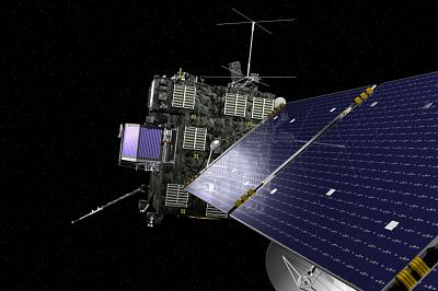 [Live] End of an odyssey: watch Rosetta crash into the comet it chased for years
