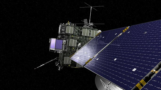 Το τέλος μιας οδύσσειας: Συνετρίβη σε κομήτη η Ροζέτα