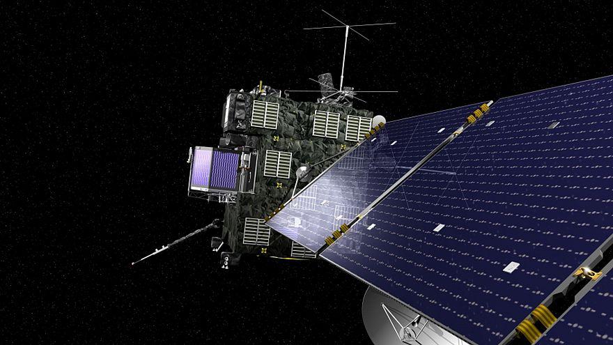 """انتهاء مهمة """"روزيتا"""" بعد 12 سنة في الفضاء"""