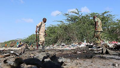 17 soldats tués dans le nord de la Somalie