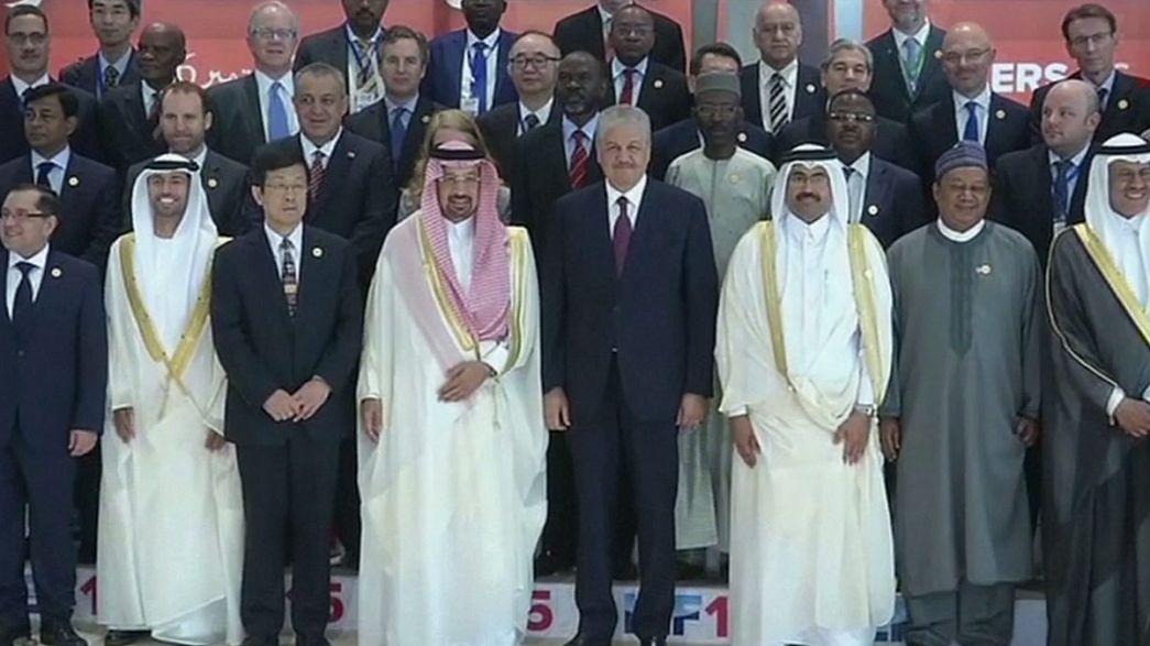 Argel: OPEC sem acordo para travar a produção