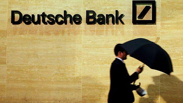 Правительство Германии не будет спасать Deutsche Bank