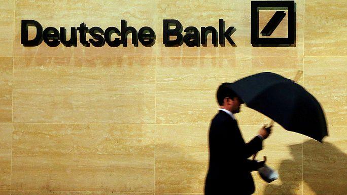 Deutsche Bank y Gobierno desmienten que se vaya a rescatar al banco