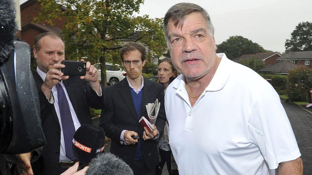 Allardyce pide perdón pero el escándalo sacude al fútbol inglés