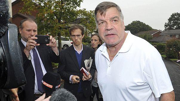 İngiltere Allardyce skandalına kilitlendi