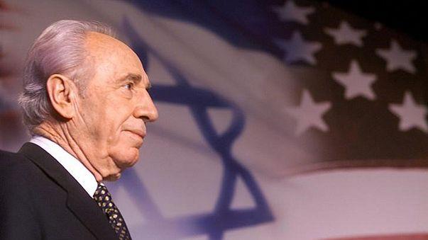 Shimon Peres and the Oslo Accord